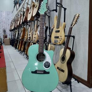 VIOLAO FENDER - SONORAN SCE  SURF GREEN
