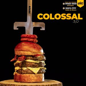 Hamburguer colossal 3.0